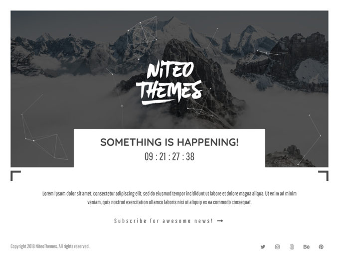 CMP – Element Theme