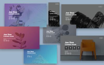CMP Vega – minimal theme, examples