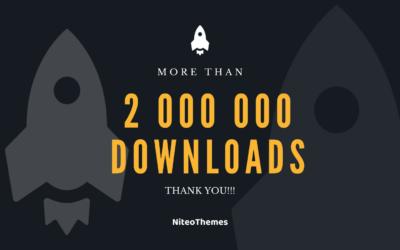 2.000.000 Downloads
