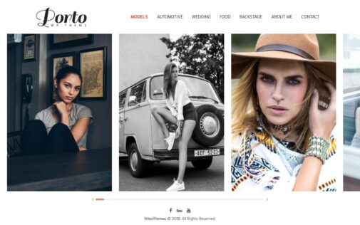 Porto – WordPress theme