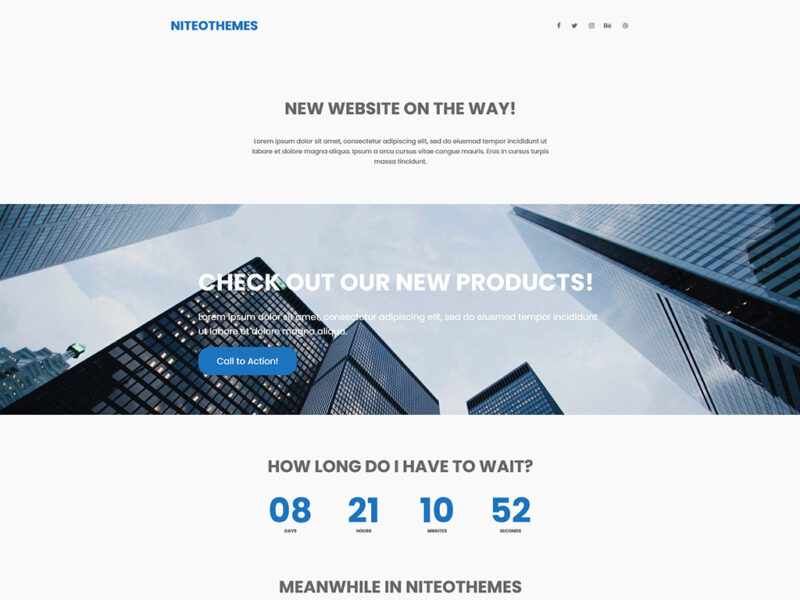CMP – Agency Theme